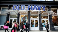 An Old Navy retail location. Shutterstock