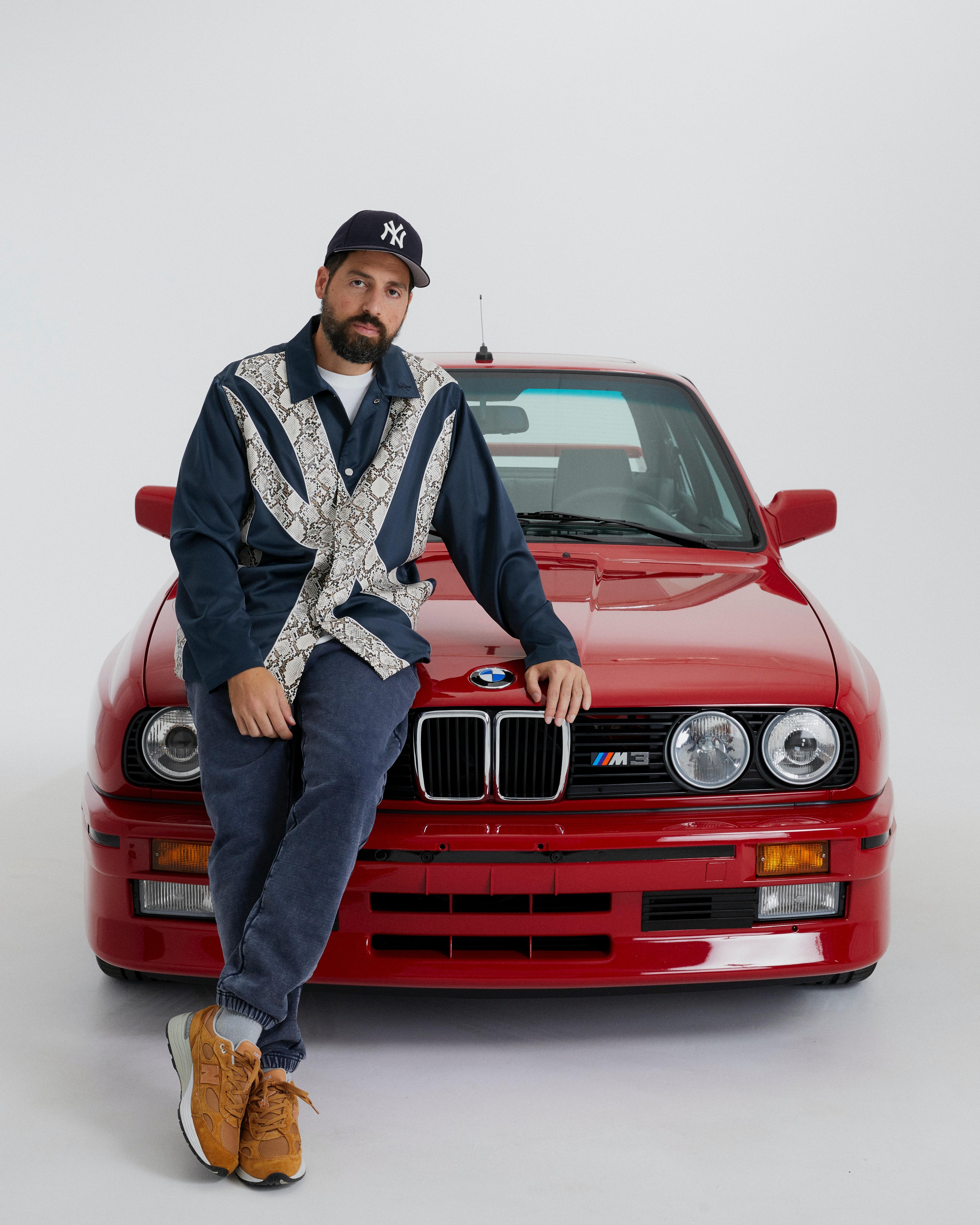 Kith\'s founder, chief executive and creative director Ronnie Fieg. Kith