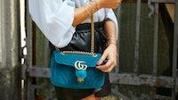 Gucci Bag. Shutterstock.