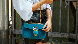 Gucci Marmont Bag. Shutterstock.