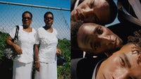 [L-R] Caribbean Sisters, 2019, from the series Tallawah; Cuba, 2018, from the series Cuba Project. Nadine Ijewere courtesy of C/O Berlin.