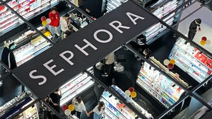 Sephora store. Getty Images.
