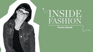 Norma Kamali.