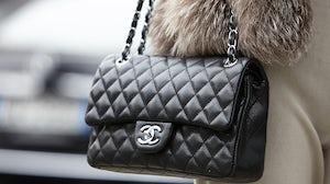 Chanel handbag. Shutterstock.