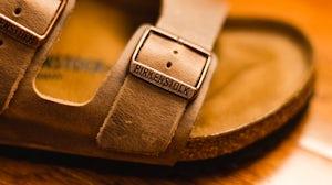 A Birkenstock shoe   Source: Shutterstock