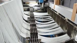 Inside a Raymond Group garment factory. Raymond Group.