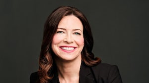 Meridith Webster, executive vice president, global communications and public affairs at Estée Lauder Companies. Courtesy.