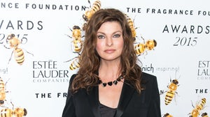 Linda Evangelista at the 2015 Fragrance Foundation Awards on June 17, 2015 in New York City. Getty Images