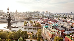 Moscow, Russia. Shutterstock.
