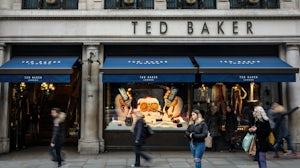 Ted Baker on Regent Street. Getty Images.