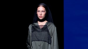 A look from the runway at Kazansummit's Modest Fashion Day. Russian Fashion Council