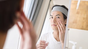 The pandemic has boosted Japan's men's beauty market. Shutterstock.