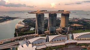 Marina Bay Sands in Singapore. Hu Chen via Unsplash.