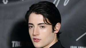 Harry Brant in 2015. Getty.