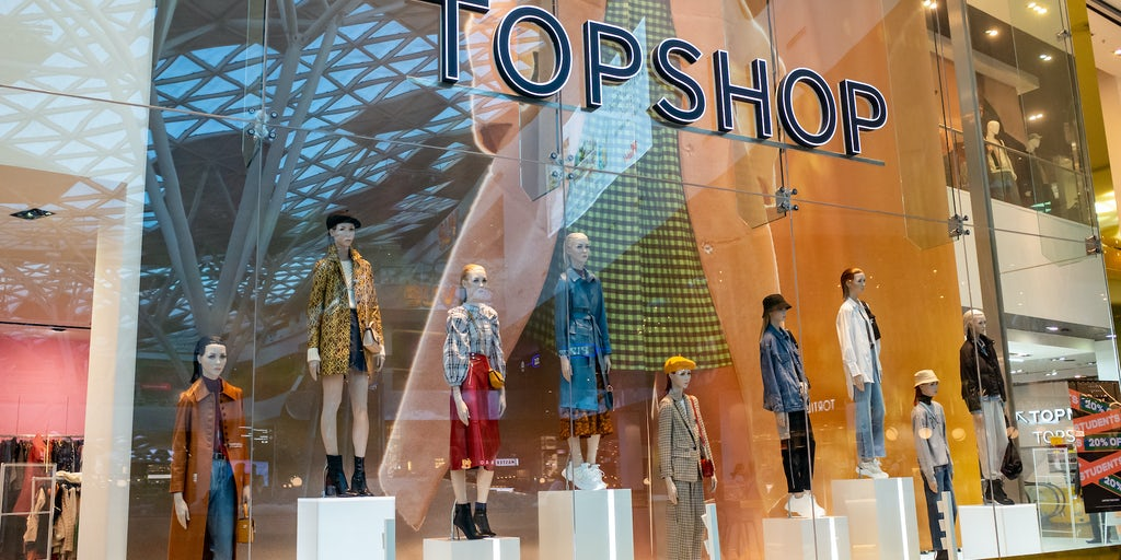 Report: Topshop Collapse Imminent