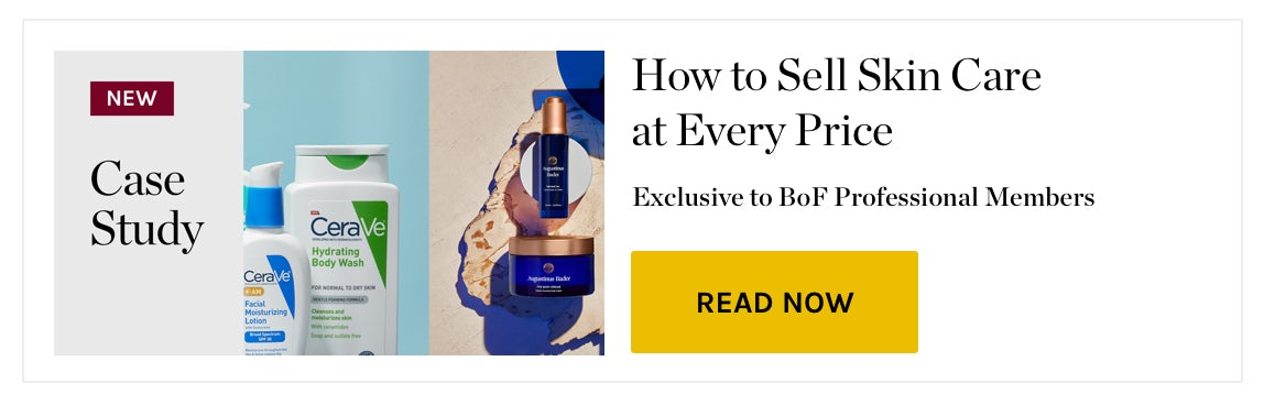 For Beauty's Biggest Players, Science Is Back in Style | BoF Professional, The Business of Beauty, News & Analysis