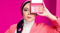 Duck Cosmetics' Barbie collaboration. Duck Cosmetics.