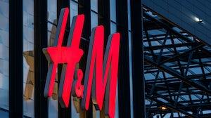 H&M. Shutterstock.