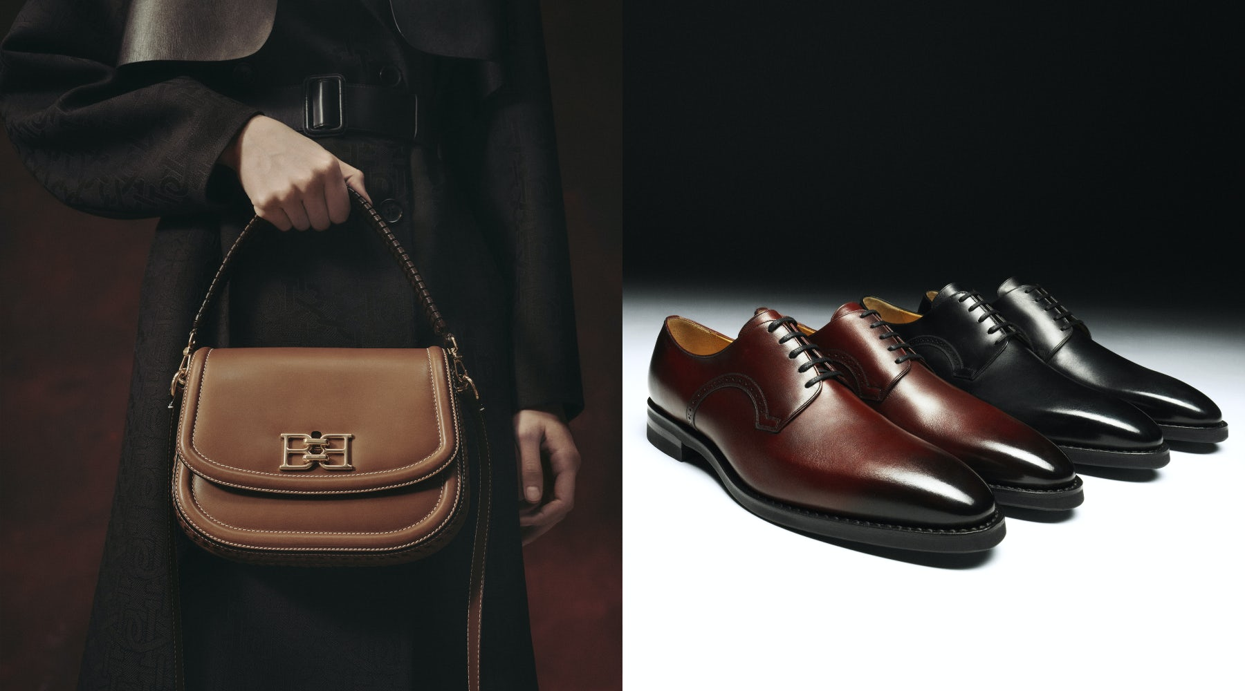 Bally\'s new Beckie bag and classic \