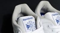 Reebok. Shutterstock