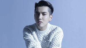 Kris Wu | Photograph by Chen Man for BoF