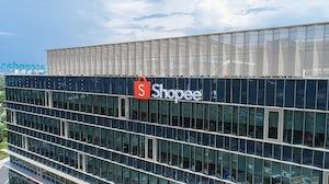 Shopee's headquarters in Singapore. Shopee.