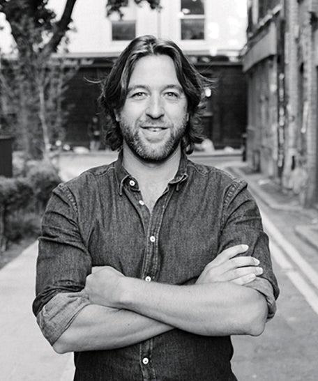 Platforme CEO and co-founder Gonçalo Cruz. Platforme
