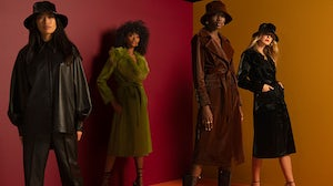 Topshop Autumn/Winter 2020 campaign. Courtesy.