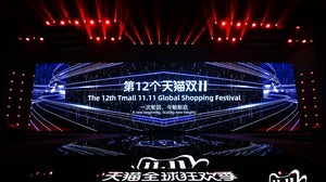 Alibabas 12th annual Singles Day Festival. Alibaba.