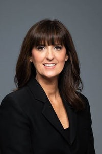 Nordstrom's new  general merchandising manager of beauty and accessories. Nordstrom.
