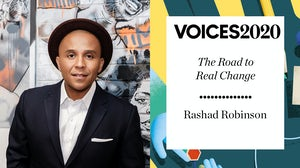 Rashad Robinson, President, Color Of Change.