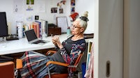 For thousands of companies across the fashion industry making the right call between remote work, in-person or a mix of both has been a daunting task. But a promising national vaccine rollout and a push for a return to normal life means most leaders must make a decision now. Getty Images.