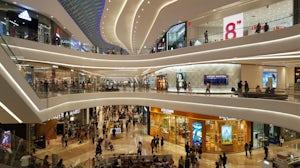 Inside Starfield, Hanam, one of the biggest malls in South Korea. Shutterstock.