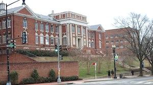 Howard University. Shutterstock.