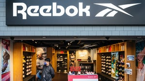 A Reebok store in Hong Kong. Getty Images.