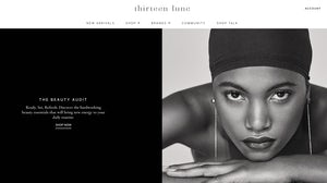 Thirteen Lune website.