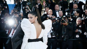 Deepika Padukone, pictured here on the red carpet at the 72nd Cannes Film Festival, is gearing up to launch her own brand. Shutterstock