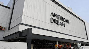 The American Dream mega mall and entertainment complex reopened in October 2020 | Source: Timothy A. Clary/AFP via Getty Images