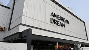 The American Dream mega mall and entertainment complex reopened in October 2020. Timothy A. Clary/AFP via Getty Images