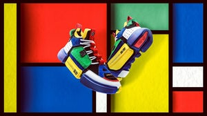 Li Ning footwear. Li Ning
