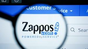 Zappos. Shutterstock