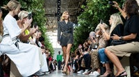 New York Fashion Week returns this season with a robust schedule of in-person shows. Getty Images.