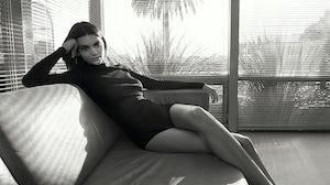 Kendall Jenner by Glen Luchford for Forward. Forward.