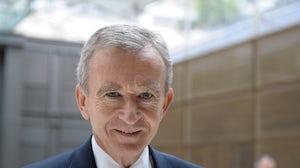 LVMH Chairman and CEO Bernard Arnault | Source: Courtesy photo