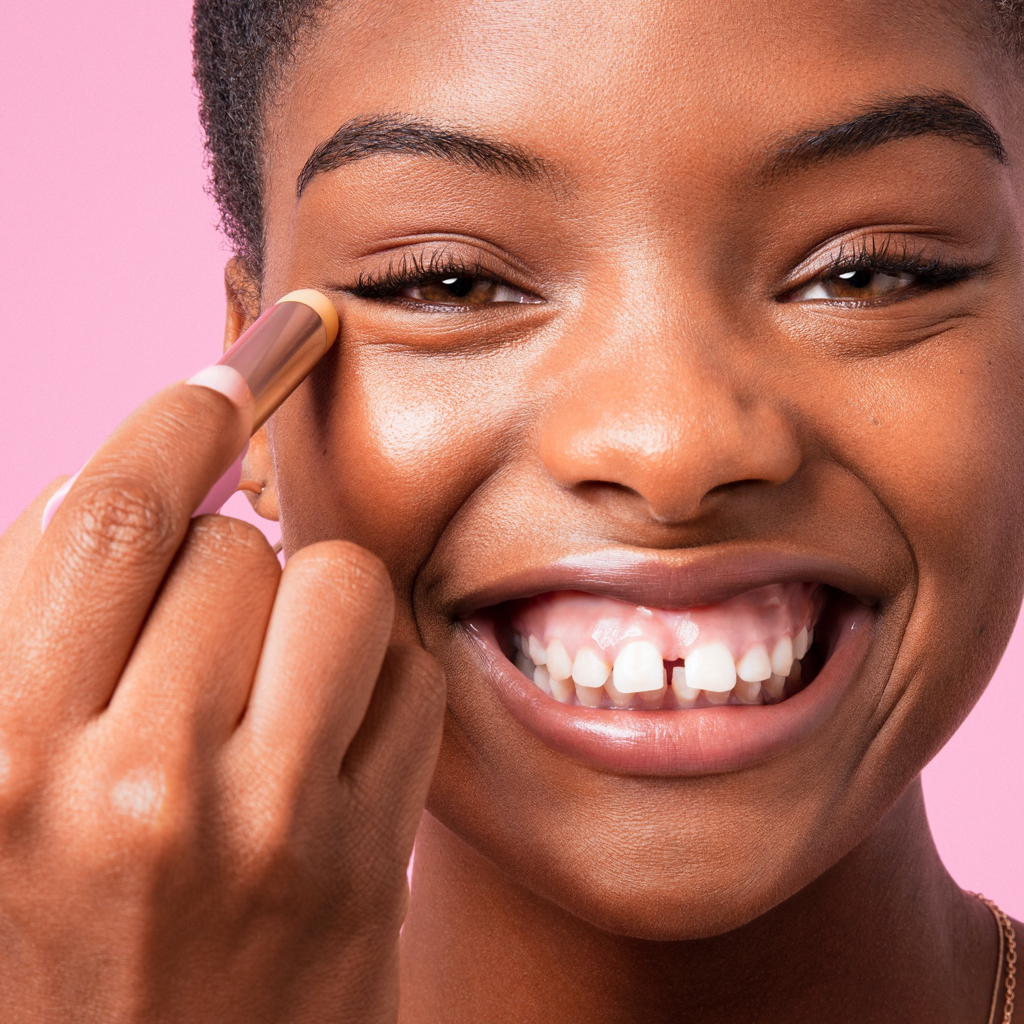 Texting helped drive sales of Peace Out Skincare's retinol stick | Source: Courtesy