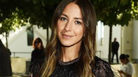 Arielle Charnas turned her fashion lifestyle blog Something Navy into a multi-million-dollar fashion brand. Now, she's no longer a one-woman show. Getty Images.