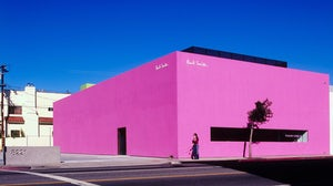 Paul Smith's LA Store. Paul Smith.