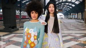Milan Fashion Week Autumn/Winter 2020/21. Courtesy.