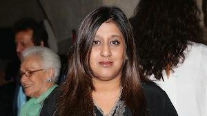 Vogue India's outgoing editor Priya Tanna. Vittorio Zunino Celotto/Getty Images