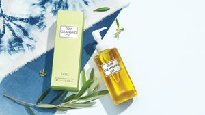 DHC's Deep Cleansing Oil is the brand's hero product. DHC.